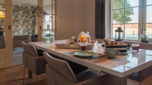 Eettafel in de keuken